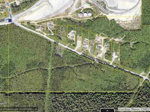 6029 KITAMAAT VILLAGE ROAD,  C8032087, Kitimat,  for sale,